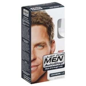new just for men shampoo in hair color sandy blond 10 1