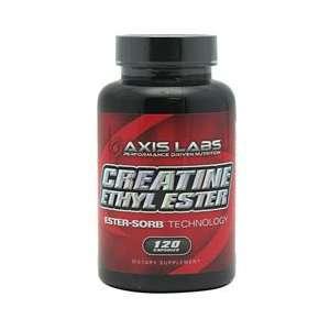 Axis Labs Creatine Ethyl Ester   120 ea Health & Personal