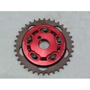 OBX Red Adjustable Cam Gear   Nissan/Infiniti SR20 Series