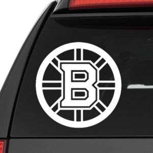 Boston Bruins Logo NHL Vinyl Decal Sticker 5.5 x 5.5