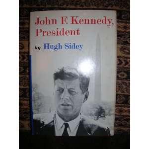 John F. Kennedy, President  Books