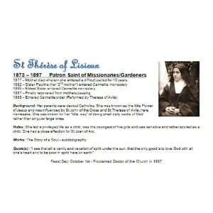 the Catholic Church Laminated Reference Cards John Kowalski, I hope