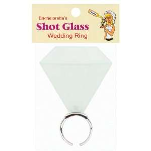Bachelorette Party Diamond Ring Shot Glass: Everything
