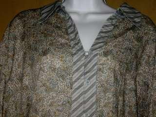 Lane Bryant Womens Womens Top Shirt Blouse Size Sz 26 28 EUC