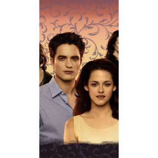 The Twilight Saga Breaking Dawn Birthday Party Plastic Table Cover