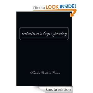 logic; poetry: Kanika Badhan Raina:  Kindle Store