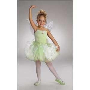 Child Tinker Bell Ballerina Costume Toys & Games