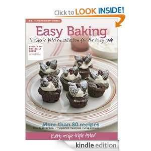 Easy Baking (MB Test Kitchen Favourites): Murdoch Books Test Kitchen