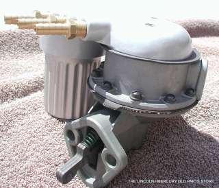 1958 60 Mercury TRI POWER AC Fuel Pump Cover Accessory