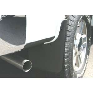 Ford F 150 4L3Z16A550GAA Splash Guards, Set of 4 without Factory Wheel