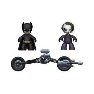 DC Mini Mezitz Batpod Batman and Joker Toys & Games