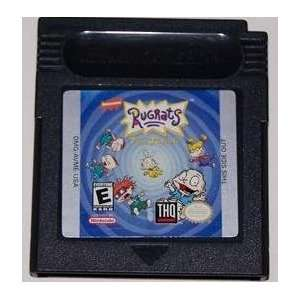 Rugrats Time Traveler Nintendo Game Boy (Gameboy) Video