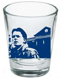 Future Marty McFly at Clock Tower Shot Glass LIMITED EDITION