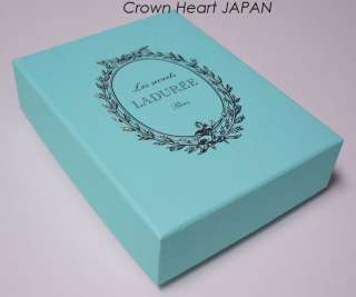 Keychain Key Chain Macaron Eiffel Tower Aqua Blue in Gift Box JAPAN