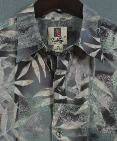 Tori Richard 100% cotton lawn Hawaiian shirt, M