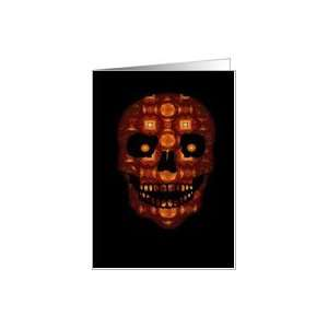 Halloween Scary Monster Card Health & Personal Care