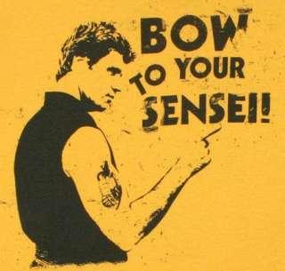 Karate Kid Bow