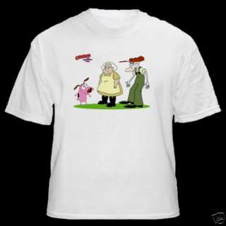Courage The Cowardly Dog Muriel Eustace Bagge Family T