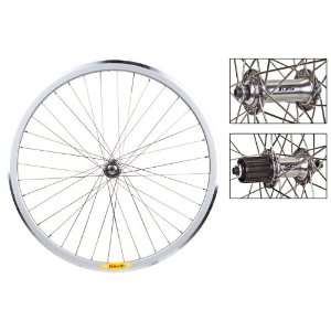 Wheel Master Velocity Deep V Wheel Set   700c, 36H, 10