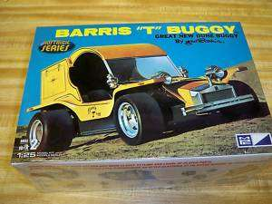 MPC 38429 BARRIS T BUGGY DUNE BUGGY MODEL KIT NIB 1/25
