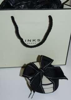 LINKS OF LONDON Pale Grey Friendship Bracelet *45 Silver Bars
