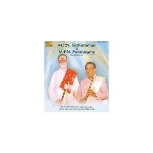 Nadhaswaram: Sethuraman, Ponnuswamy: Music