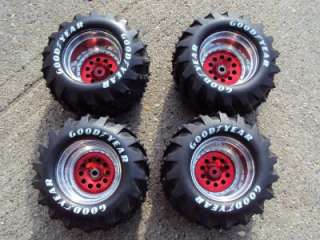 Blackfoot Hot Trick Sees Aluminum Rim/Wheel Monster Beetle Thorp