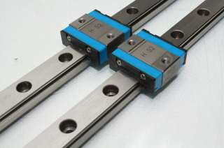 Motion Guide Rail Actuator 420L 12mm NSK THK Precision 420mm