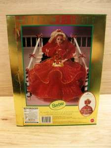 Holidays Barbie Doll Mattel NRFB Special Edition NEW IN BOX Christmas