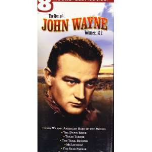com The Best of John Wayne, Volumes 1 & 2 (John Wayne American Hero