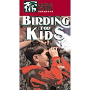 Birding For Kids [VHS] National Wildlife Federation