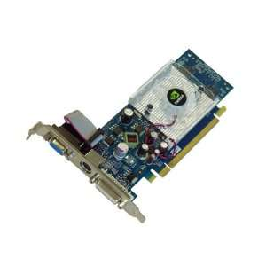 ECS nVidia GeForce 8400GS 256 MB VGA/DVI PCI Express Video