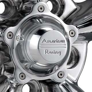 American Racing Authentic Hot Rod Torq Thrust 2.1 Polished