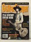 GUITAR PLAYER Magazine JULY 2009 BEN HARPER J. MOZERSKY