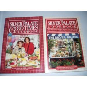 The Silver Plate and The Silver Plate Good Times CookBook