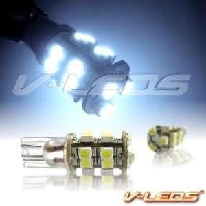 2 V LEDS HID WHITE 19 SMT LIGHT BULBS 194 168 158 2821