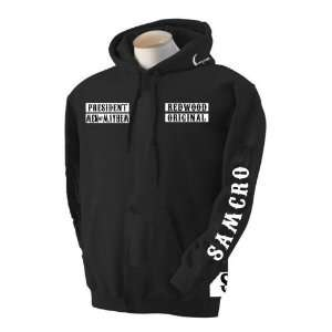 *Fully Loaded 3* Samcro Sons of Anarchy Pullover Hoodie