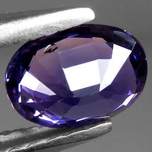 04 CT CERTIFIED OUTSTANDING OVAL CUT NATURAL COLOR CHANGE SAPPHIRE