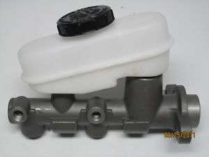 84 94 Tempo Topaz Rebuilt Brake Master Cylinder M1950