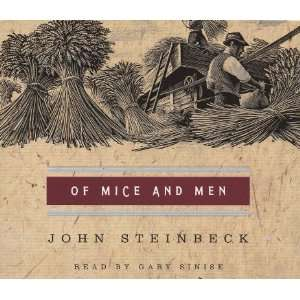 Of Mice and Men [OF MICE & MEN 3D]:  Books