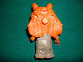 BURGER KING COLLECTABLE TOYS, STAR WARS CHARACTER TOY, JAR JAR BLINKS