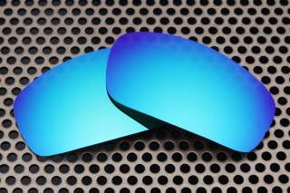 Ice Blue Replacement Lenses for Oakley Monster Pup Sunglasses