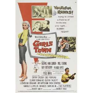 Movie Poster (11 x 17 Inches   28cm x 44cm) (1959) Style A  (Mamie Van