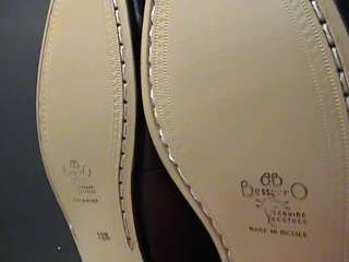 MENS fashion HALF BOOT side zipper BOTIN SIZE 9 1/2