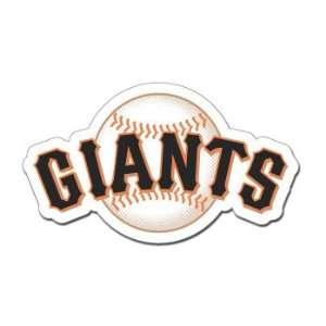 SAN FRANCISCO GIANTS   Major League Baseball   STICKER