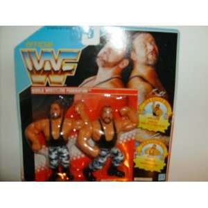 WWF BUSHWACKERS TAG TEAM: Toys & Games