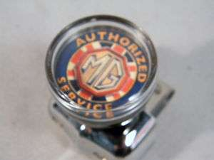 MG SERVICE SUICIDE STEERING WHEEL KNOB