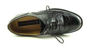 STEVEN STEVE MADDEN MELIN Black Womens Oxfords 7