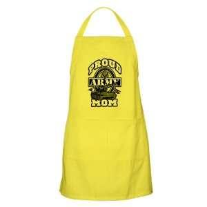 Apron Lemon Proud Army Mom Tank