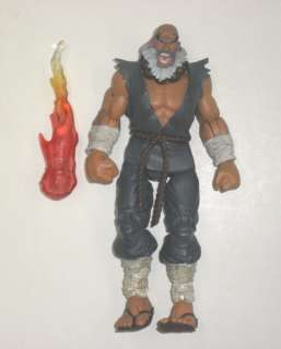 SOTA STREET FIGHTER   GOUKEN ACTION FIGURE RARE